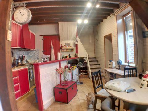 Sainghin-en--Weppes -Maison avec garage  /N°5935