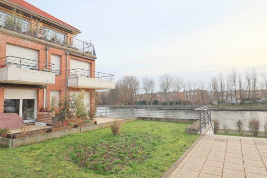 Appartement Haubourdin 2 pièce(s) avec balcon / n°6005