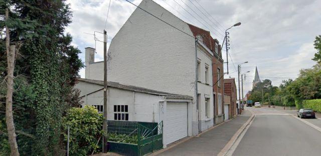 Semi-individuelle avec garage à  Hallennes Lez Haubourdin / Ref 6006