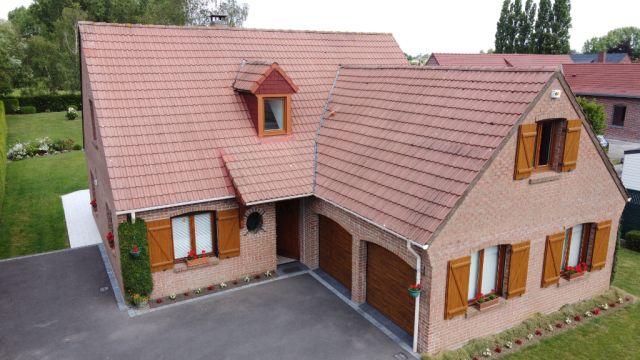 Maison indiv. 148 m2 Fromelles / n°6060