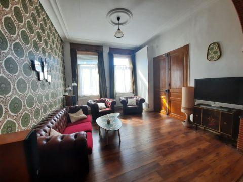 Appartement 2 chambres et cour à Hallennes Lez Haubourdin / Ref 6112