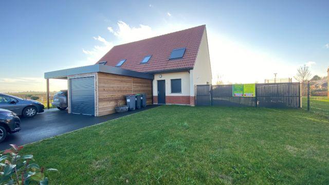 Maison  récente semi-individuelle de 2018  secteur Fournes / n°6144