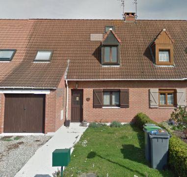 Maison des années 80 jardin garage à Haubourdin / Ref 6153