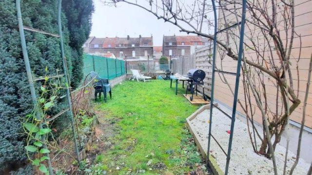 Maison 3chb + bureau , jardin à Haubourdin / Réf 6186