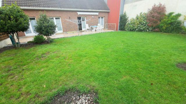 Semi plain pied 3 chb jardin garage à Loos / ref 6255