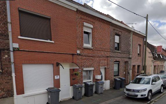 Maison 2chb + bureau jardin à Hallennes Lez Haubourdin / ref 6274